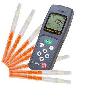ATP bakterie måler - hygienetest