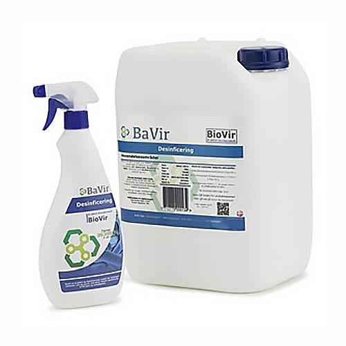 Desinfisering BaVir
