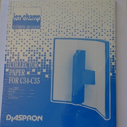 Papir til Ion Champ